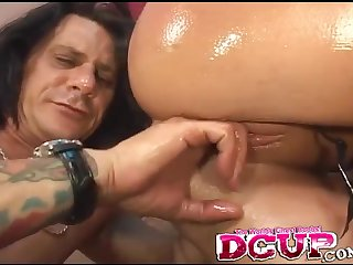 Kylie G Worthy fingered and fucked by a mature panhandler