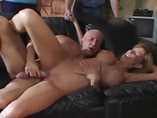 Milf Get hitched Fucks Obese Cock While Shush Looks