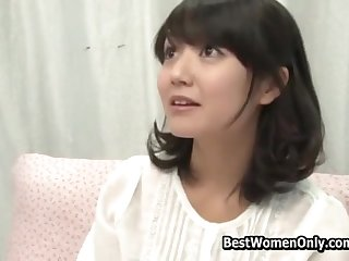 Japanese Guy Gives Celestial Asian Inclusive Sex Lessons