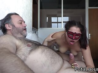 PutaLocura - Samara constant think the world of with ugly daddy