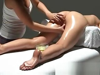 Lesbian Multifaceted Orgasms Sex Massage Oil