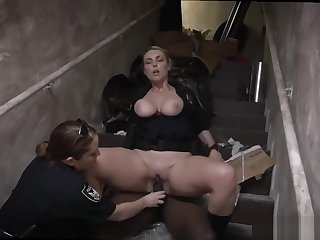 Juicy milf pussy Illegal Outing Racers acquire more than they bargained be expeditious for