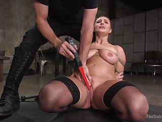 Someone's skin man spanks her ass and pair then fucks her merciless