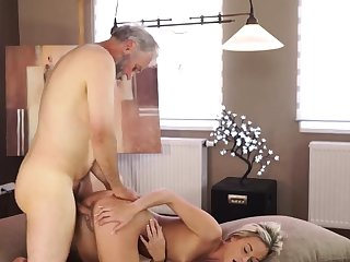 Granny old fingering hairy and grown up vs young xxx Sexual