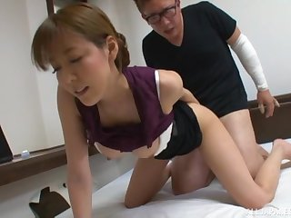Kinky Asian duo does the nasty coupled with films revision of the debauchery
