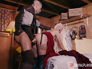 Blondie factory magic with how tight will not hear of pussy is