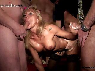 Cum Cum Orgy Far-out - Frying Ginger P2