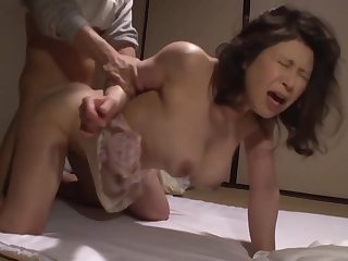 Asian Grown-up muted pussy hardcore action