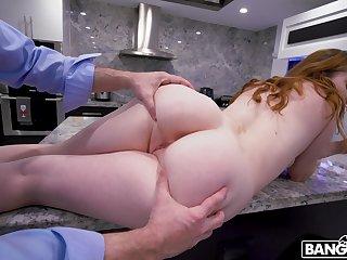 Ass, Babe, Big ass, Blowjob, Handjob, Hardcore, Horny, Pretty, Red, Riding, Sucking,