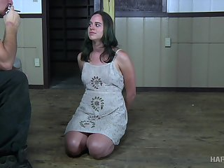 Chunky tart is humiliated and punished By one extraordinary dude