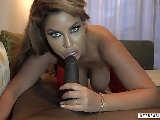 Wonderful prexy curvy MILF Bridgette B deserves good hard anal