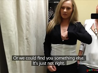 Michelle Louie moans during passionate sex with sexy Zuzane Z