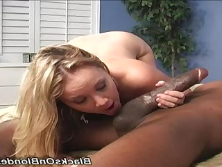 Randy doxy Amber Snitch hot interracial clip